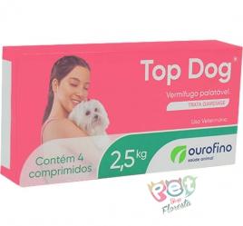 TOP DOG PARA CÃES 2,5kg