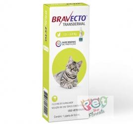 BRAVECTO TRANSDERMAL GATO 1,2 A 2,8 KG