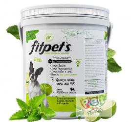 Fitpet's Super Premium limão, hortelã e própolis - 1,5KG