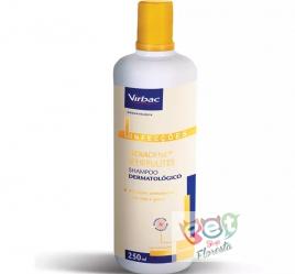 Hexadene Virbac Spherulites Shampoo Dermatológico para Cães e Gatos - 250ml
