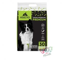 Tapete higiênico  - Prime Pet com 30 unidades - 80cm X 60cm