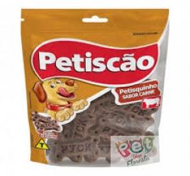 PETISQUINHO DE CARNE - PESTICÃO - 60G