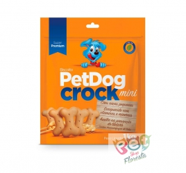 Biscoito Pet Dog Crock Mini 1kg