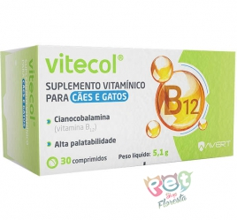 Vitecol - 30 comprimidos