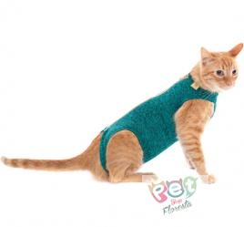 Roupa Pós Castração - Pet Med Duo Dry para Gatos