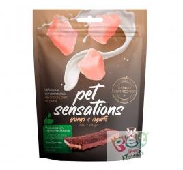 Bifinho Petitos Pet Sensations para Cães Sabor Frango e Iogurte
