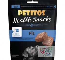 Petitos Health Snacks Fit Sabor Carne para Cães
