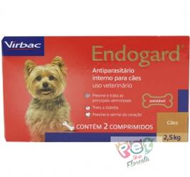 ENDOGARD 2,5 KG - 2 COMPRIMIDOS