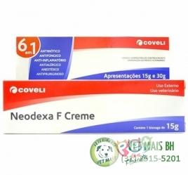 Neodexa F Creme 15 g Coveli