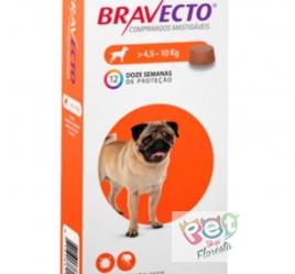 BRAVECTO CÃES  4,5 - 10 Kg