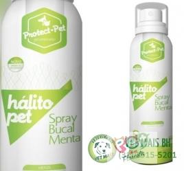 PROTECT PET HÁLITO PET SPRAY BUCAL 150 ML