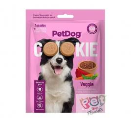Biscoito Pet Dog Cookie Veggie para Cães - 250g