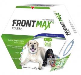 Coleira Frontmax para Cães Acima de 4 Kg