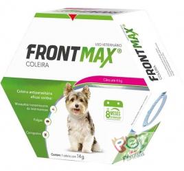 Coleira Frontmax para Cães até 4 Kg