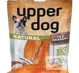 PETISCO FILÉ DE FRANGO NATURAL - UPPER DOG