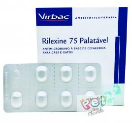 RILEXINE 75MG - caixa com 14 comprimidos
