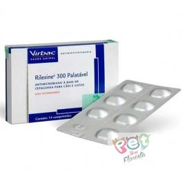 RILEXINE 300MG - caixa com 14 comprimidos
