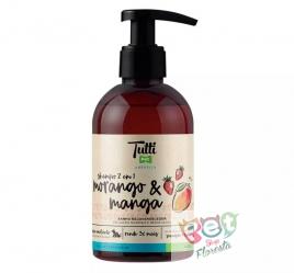 Shampoo Morango e Manga - 340ml
