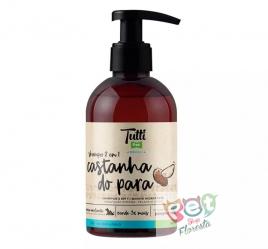 Shampoo Castanha do Pará - 340ml