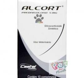 ALCORT 5 MG 10 CP