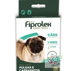 FIPROLEX CÃES ATÉ 10 Kg