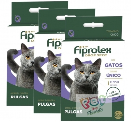 FIPROLEX DROP SPOT GATOS