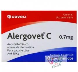 ALERGOVET C 0,7 mg