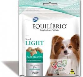 PETISCO EQUILÍBRIO SNACKS LIGHT