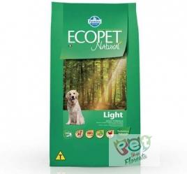 ECOPET LIGHT ADULTO 3 Kg