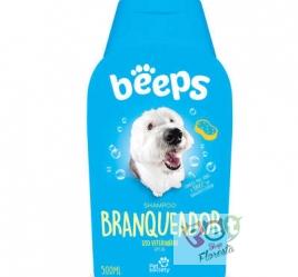 SHAMPOO BRANQUEADOR BEEPS PET SOCIETY 500ML