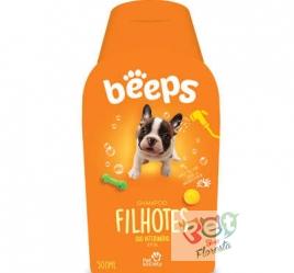 SHAMPOO FILHOTES BEEPS PET SOCIETY - 500ml