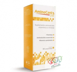 AMINO CANIS PET - 60 COMPRIMIDOS