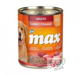 PATE MAX CÃES CARNE E FRANGO