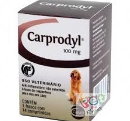 CARPRODYL 100mg 14 COMPRIMIDOS