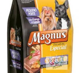 MAGNUS PREMIUM ESPECIAL - CÃES ADULTOS PORTE PEQUENO 15kg