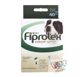 FIPROLEX CÃES ACIMA DE 40 Kg