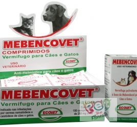 MEBENCOVET 6 COMPRIMIDOS 250mg