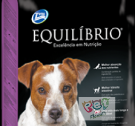 RAÇÃO EQUILÍBRIO CÃES ADULTOS RAÇAS PEQUENAS 7,5 KG - SMALL BREEDS